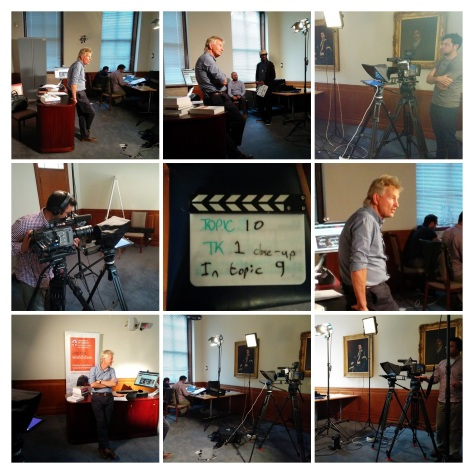 Filming for Strategic Financial Management